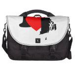 I Heart Rhode Island Bags For Laptop