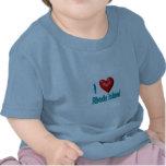 I Heart Rhode Island Shirts