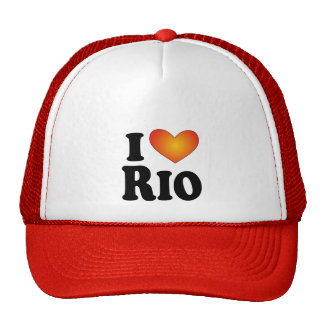 I (heart) Rio - Lite Products Hat