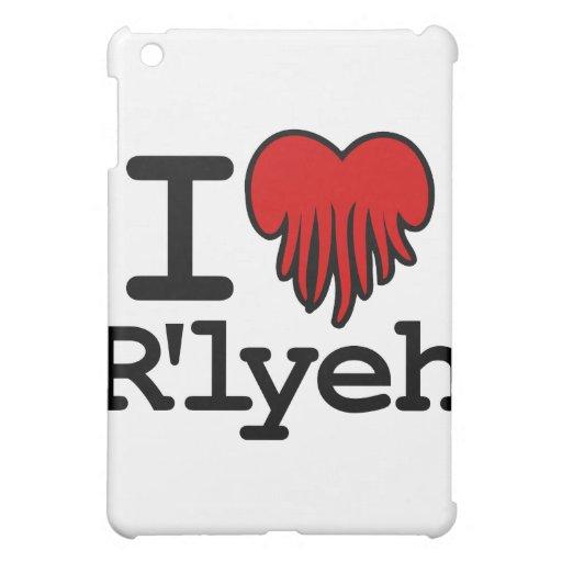 I Heart R'lyeh Case For The iPad Mini