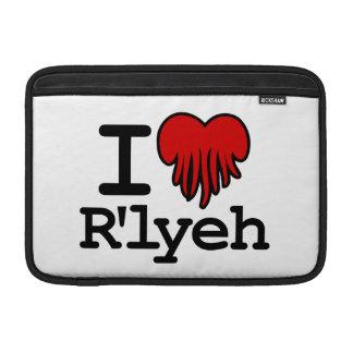 I Heart R'lyeh Sleeves For MacBook Air