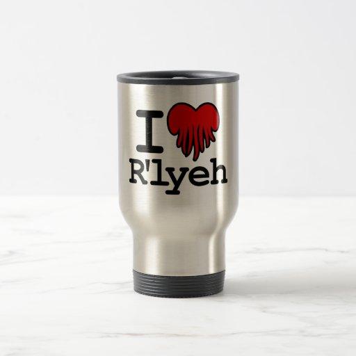 I Heart R'lyeh Mug