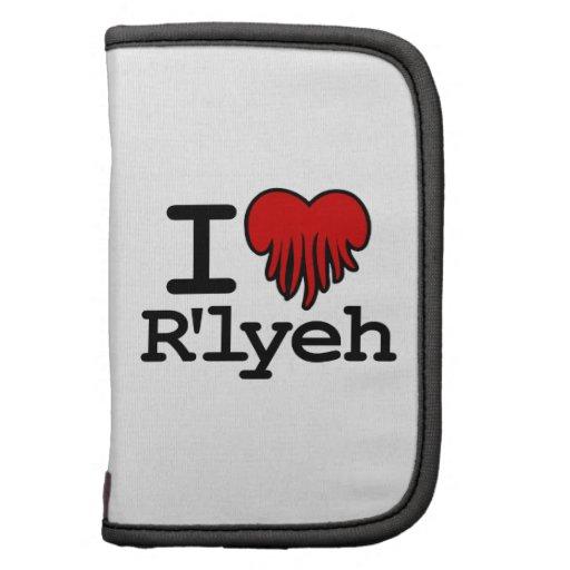 I Heart R'lyeh Organizer