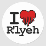 I Heart R'lyeh Sticker