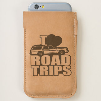 I Heart Road Trips iPhone 6/6S Case
