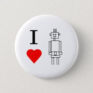 i heart robots button