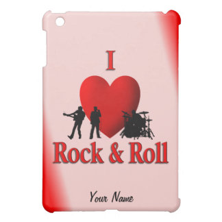 I Heart Rock & Roll Case For The iPad Mini