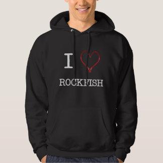 I [Heart] Rockfish Hooded Sweatshirt