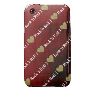 I heart Rock'n Roll iPhone 3 Case