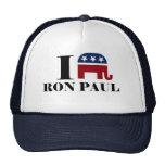 I heart Ron Paul Hat