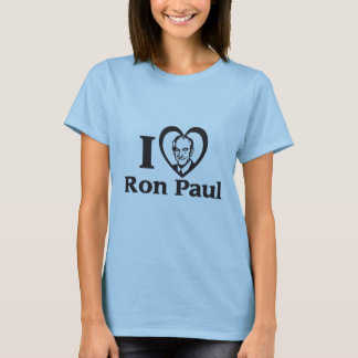 I HEART RON PAUL T-Shirt
