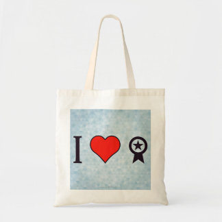 I Heart Rooting For The Law Tote Bag