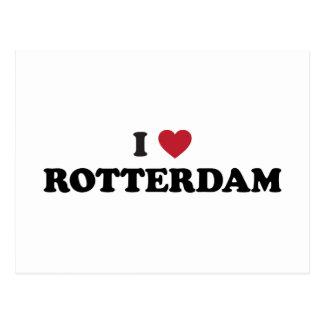 I Heart Rotterdam Netherlands Postcard