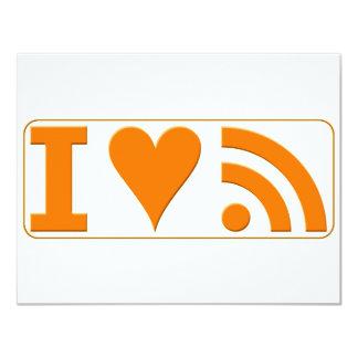 I Heart RSS Invitations