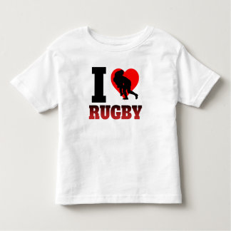 I Heart Rugby T-shirt