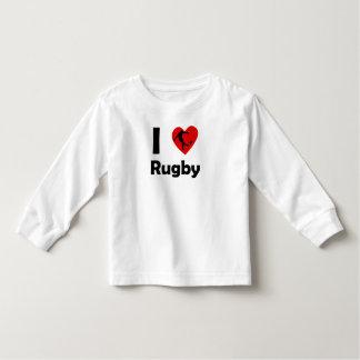 I Heart Rugby Tshirts