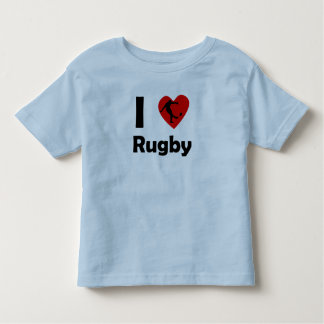 I Heart Rugby T-shirts