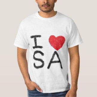 I Heart SA T-Shirt