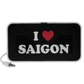 I Heart Saigon Vietnam Ho Chi Minh City Mp3 Speakers