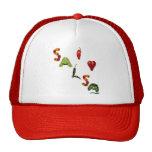 I Heart Salsa Trucker Hat