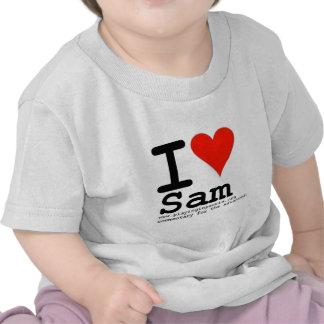 I Heart Sam T Shirt