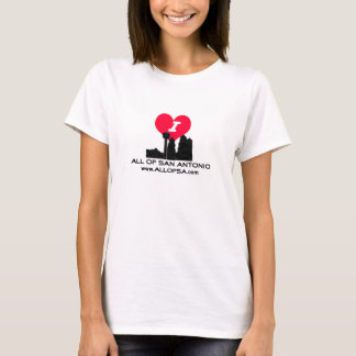 I Heart San Antonio Shirt