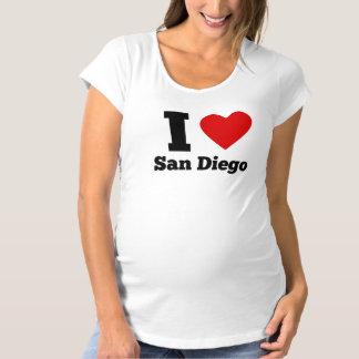 I Heart San Diego Tshirt