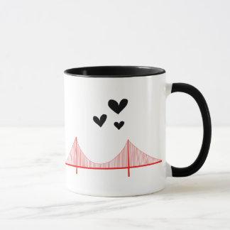 I Heart San Francisco Coffee Mug