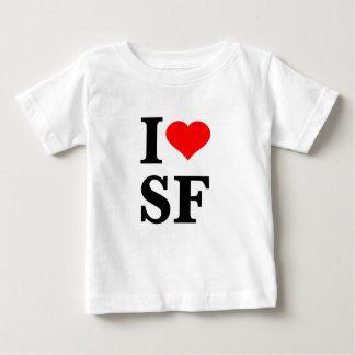 I Heart San Francisco T-shirt