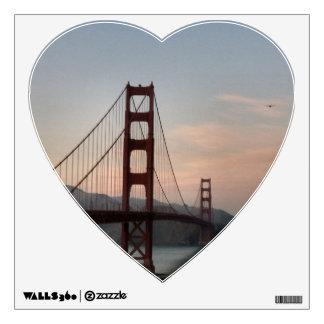 I Heart San Francisco Wall Sticker
