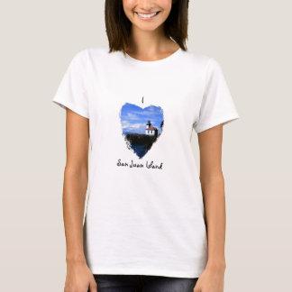 I heart San Juan Island T-Shirt