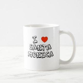 I Heart Santa Monica Coffee Mug