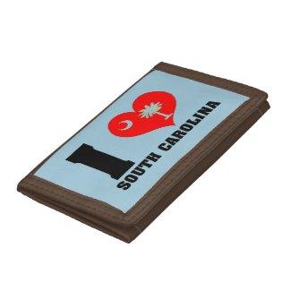 I Heart SC Photo Wallet