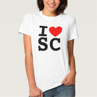 I Heart SC Shirt