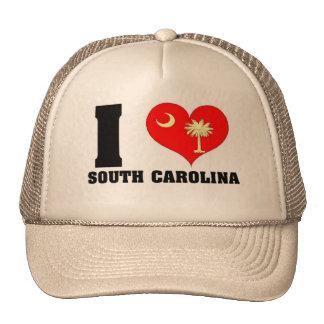I Heart SC Trucker Hat