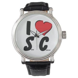 I *Heart* SC Watch