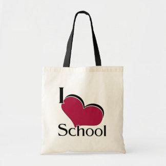 "I ""heart"" School Bags"