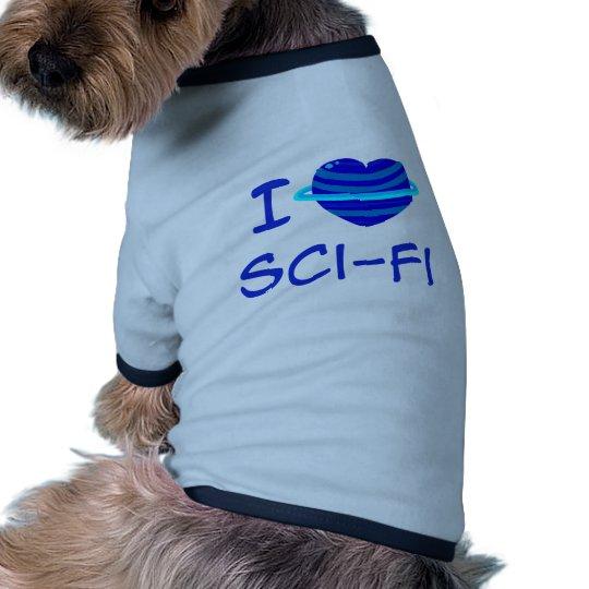 I Heart Sci-Fi Shirt
