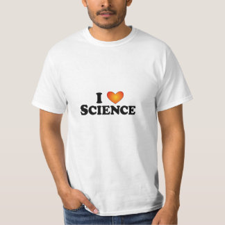 I (heart) Science - Lite Multi-Products Tee Shirt