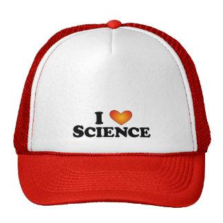 I (heart) Science - Lite Multi-Products Trucker Hat