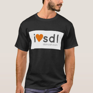 i heart sdl T-Shirt