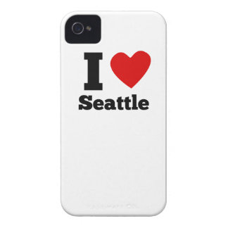 I Heart Seattle iPhone 4 Cases