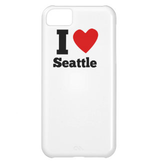 I Heart Seattle Cover For iPhone 5C