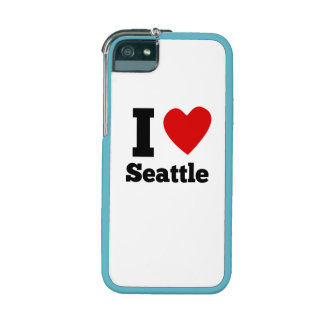 I Heart Seattle iPhone 5/5S Cover