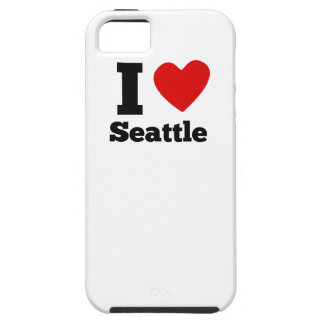 I Heart Seattle iPhone 5 Covers