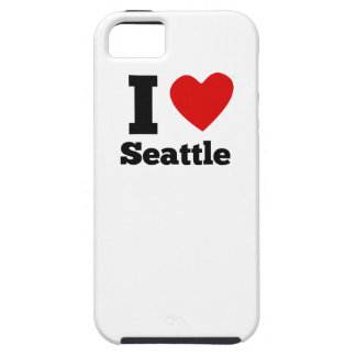 I Heart Seattle iPhone 5 Cases