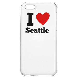 I Heart Seattle iPhone 5C Cases