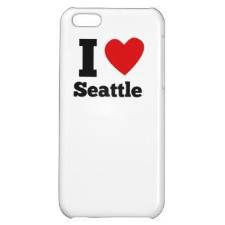 I Heart Seattle iPhone 5C Case