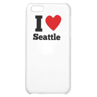 I Heart Seattle iPhone 5C Cover