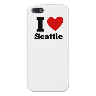 I Heart Seattle iPhone 5 Case